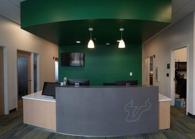 University of South Florida Dining and Wellness Center